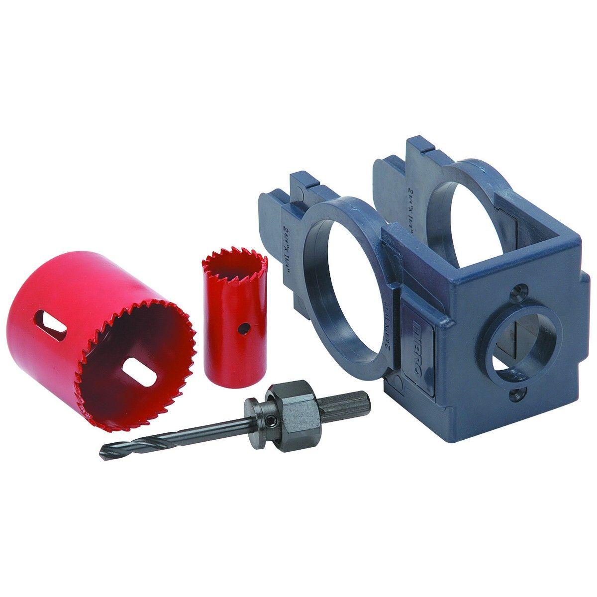 Door Lock Installation Kit In 2020 Door Lock Installation Kit Door Locks Diy Lock