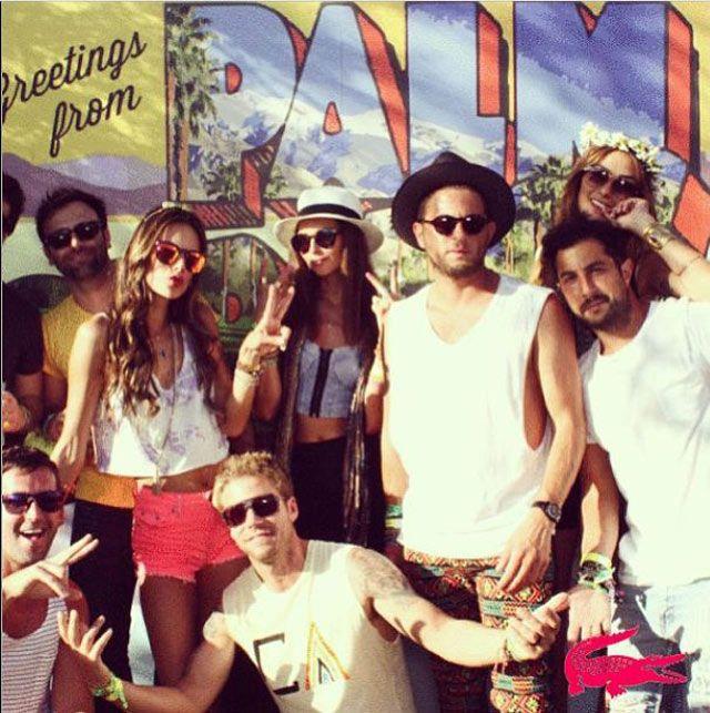 Los famosos en Coachella 2013