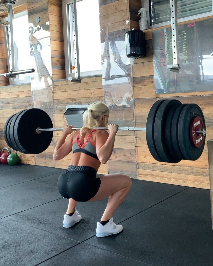 if someone asks me if I have any goals for 2020? jup, definitely wanna kill the Back Squats Gaaame