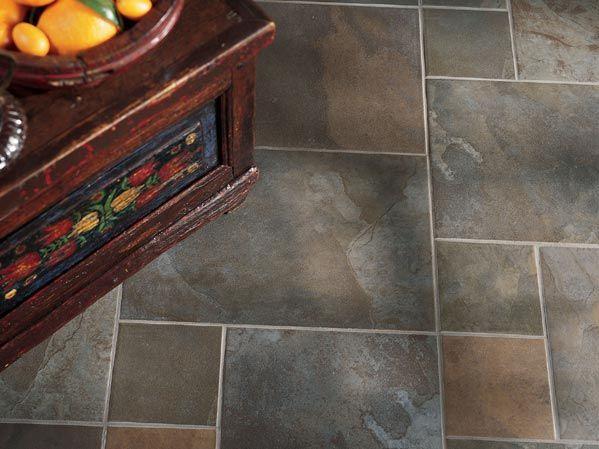 Peel and Stick Floor Tiles Home Depot - Bing Images | Kitchen Floor ...