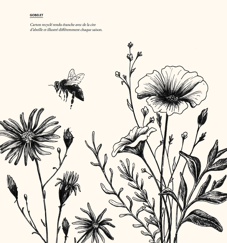 L Or De La Recolte Branding Herbal Tea Packaging On Behance Herbal Logo Design Tea Illustration Herbal Logo