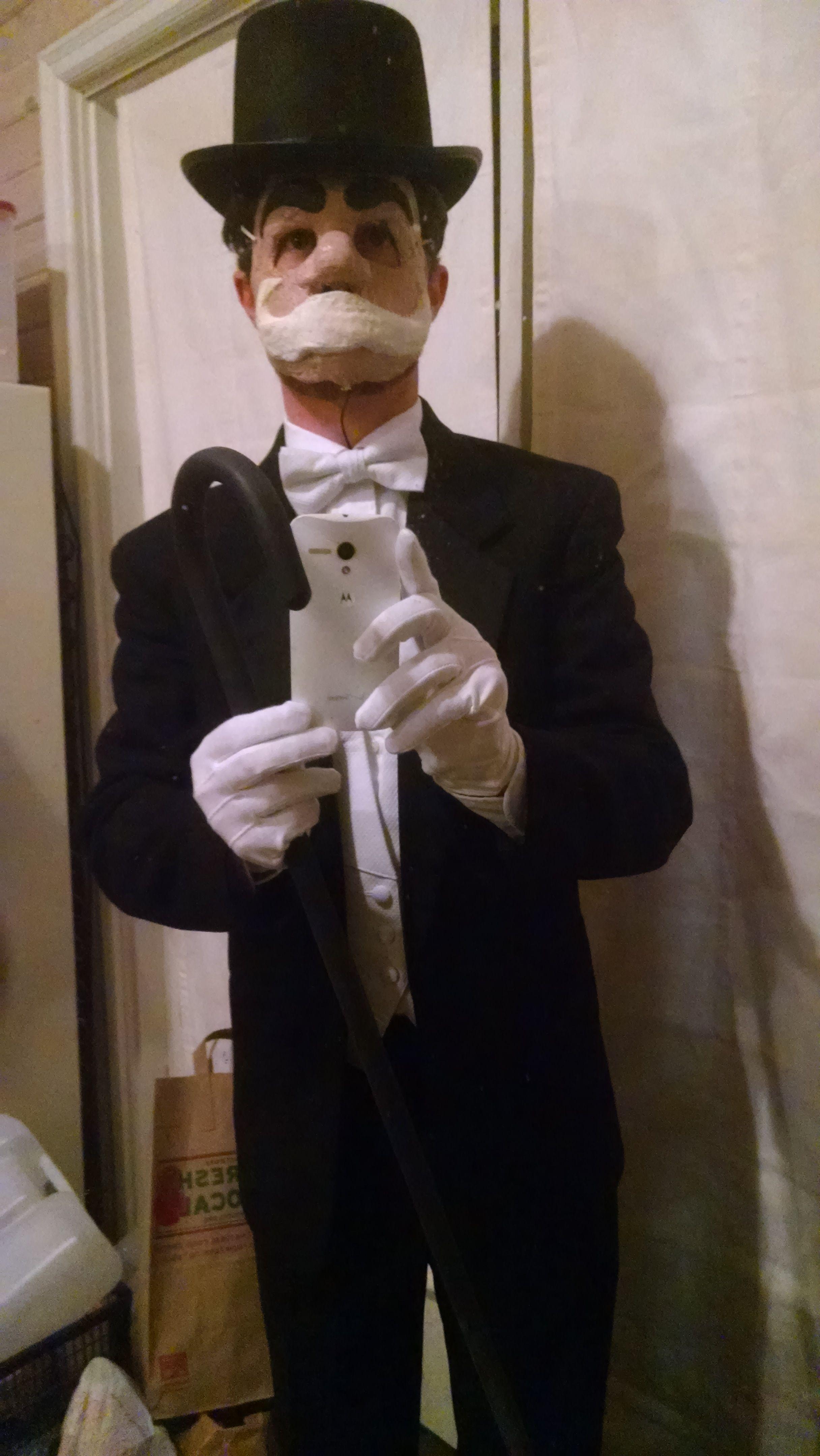 [No Spoilers] My Halloween costume #mrrobot #tv
