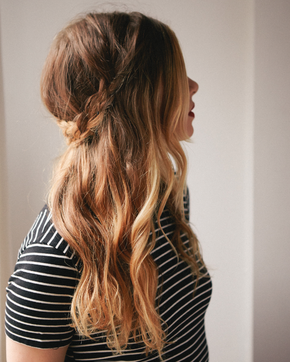 20 Perfect Half Up Half Down Hairstyles: 25 Gorgeous Half Up Half Down Hairstyles To Try Today