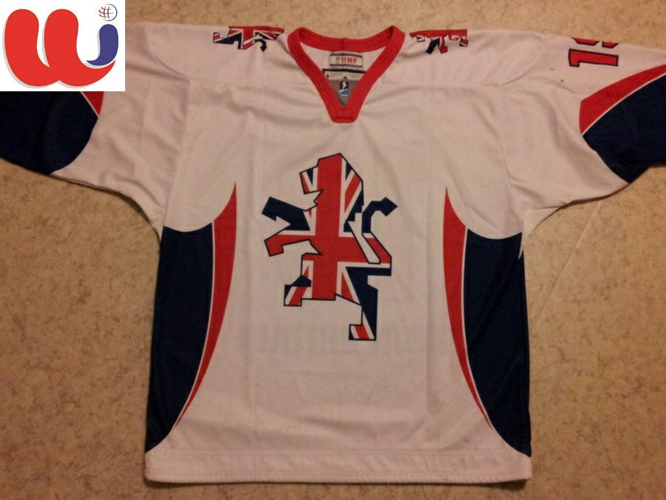 Custom hockey jerseys 230 gsm dri fit stuff hockey