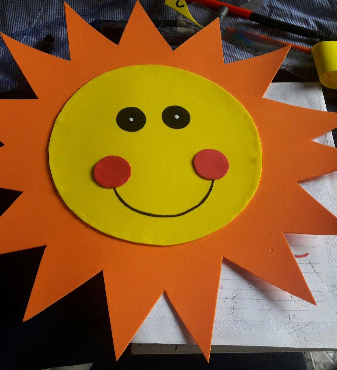 Sol animado