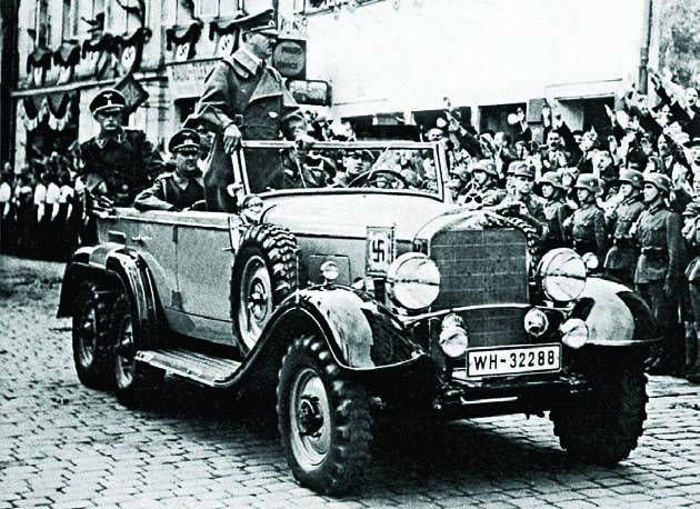 Hitler in his mercedes benz g4 world war 2 pinterest for Mercedes benz g4