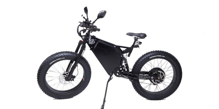 Delfast Drops A New 50 Mph 80 Km H Off Road Electric Bicycle On