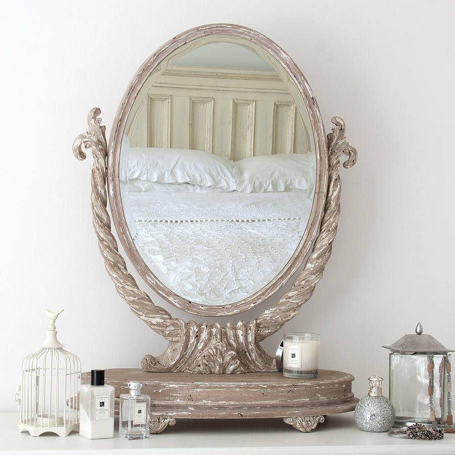 Charmant Decorative Table Mirrors