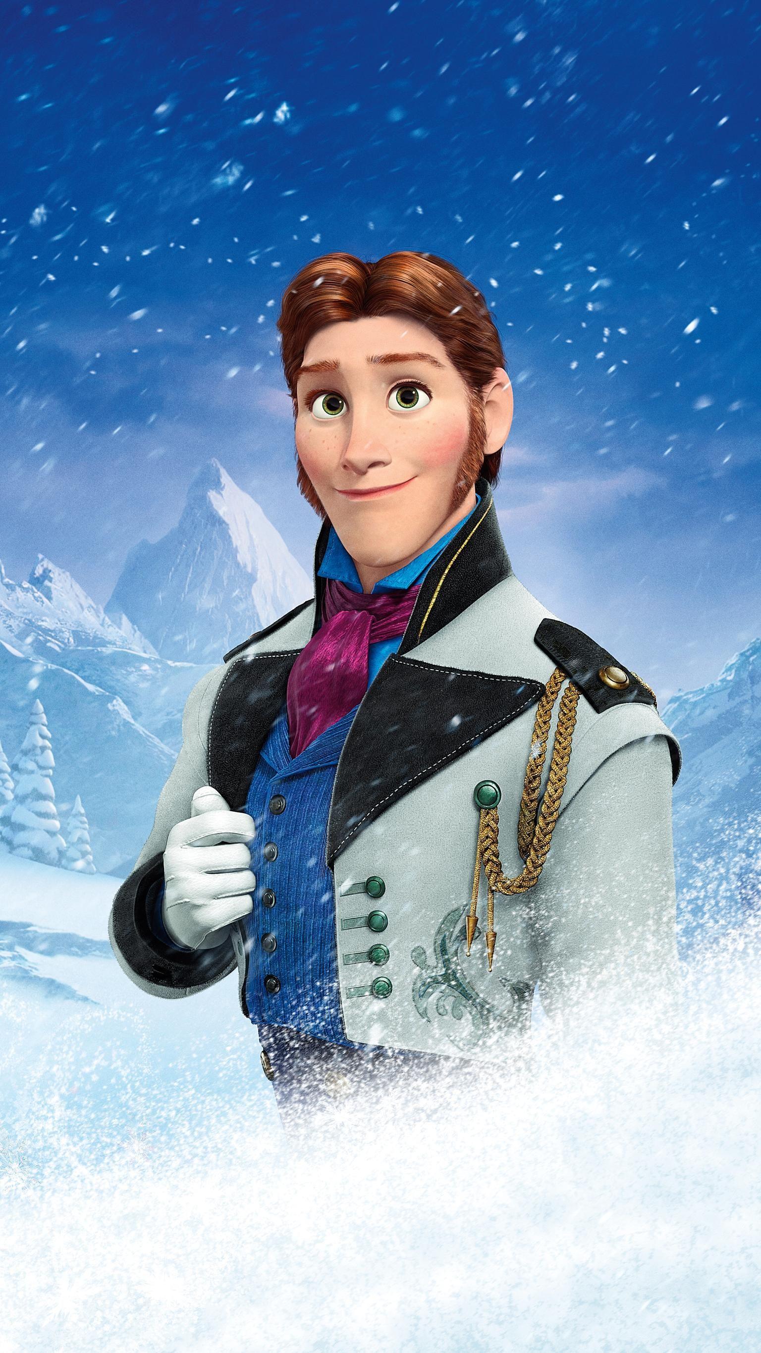 Frozen (2013) Phone Wallpaper | Moviemania