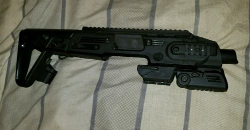 CAA TACTICAL RONI G1 GLOCK PISTOL STOCK $500 NEW UN GREAT CONDITION  https://t.co/3rUjEnTAW7 https://t.co/81pH3rjZ3O