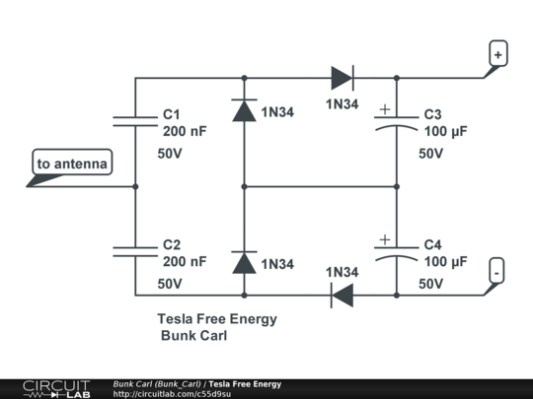 how to collect free energy from electronics pinterest free rh pinterest com Tesla Coil Diagram Tesla Coil Diagram