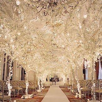 David Tutera Wedding Decor Breathtaking
