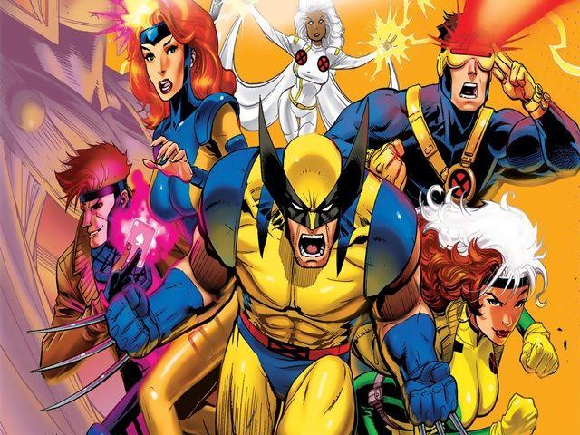 Popular X Men Cartoon Charcaters List Jpg 640 480 Marvel Cartoons Animation Comics