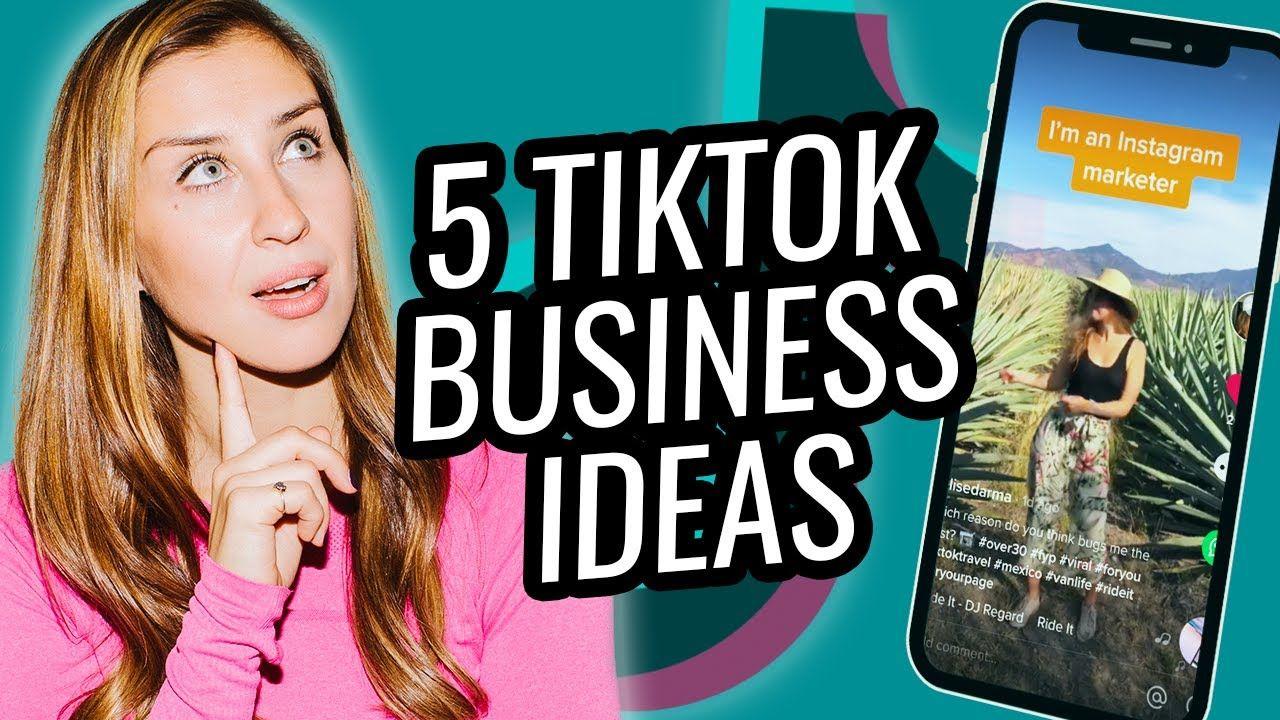 5 Tiktok Video Ideas For Your Business Instagram Training Instagram Post Captions Instagram Tips