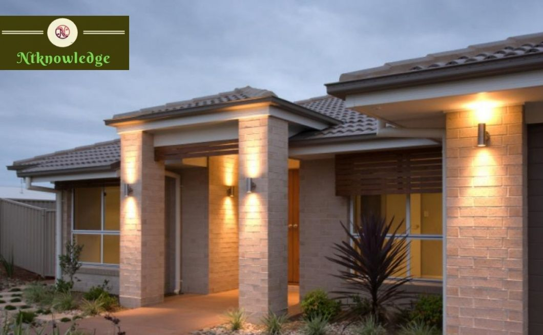 4 Essential Tips For Using Exterior Wall Lights Modern Exterior