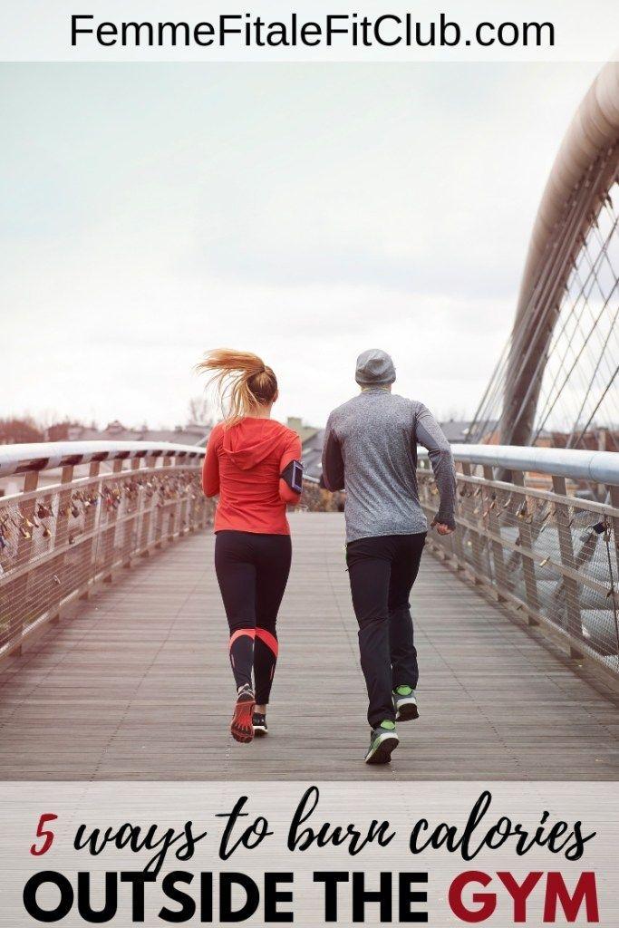 5 Ways To Burn Calories Outside The Gym #gym #fitness #outdoorworkout #athomeworkout #exerciseathome...