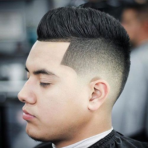 25 Faux Hawk Fohawk Haircuts