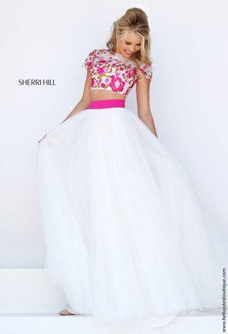 Sherri Hill Prom Dress Style 50325 Bella Jules Fashion Boutique