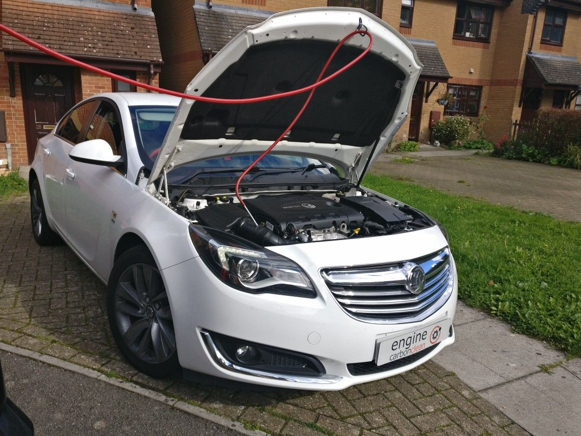 A Vauxhall Insignia 2 0 CDTi with an overboost problem benefits from