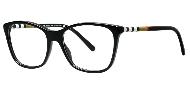 0BE2141: Shop Burberry Square Eyeglasses at LensCrafters | Four Eyes ...