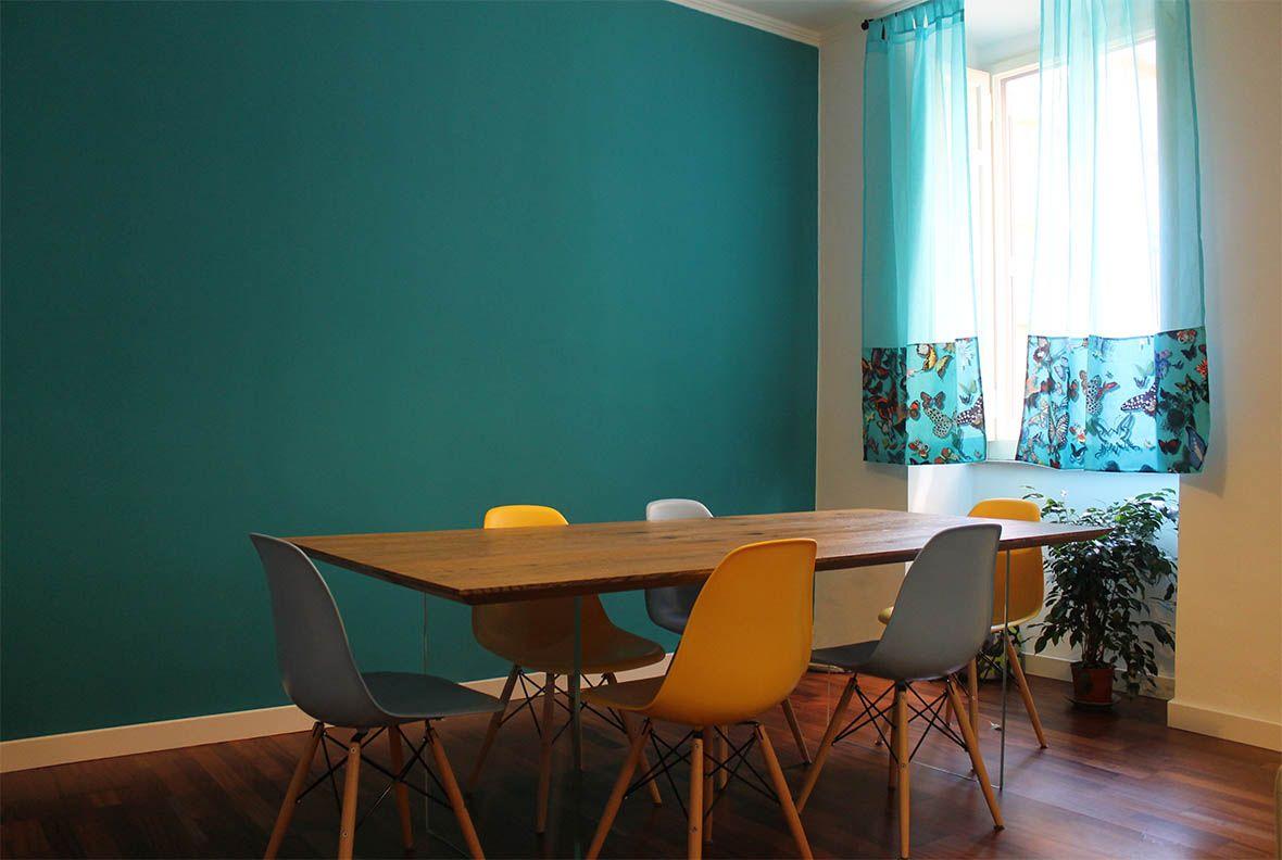 Idee Colore Sala Da Pranzo