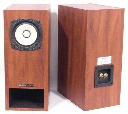 Fostex P1000-BH | Speaker design, Diy speakers, Speaker kits