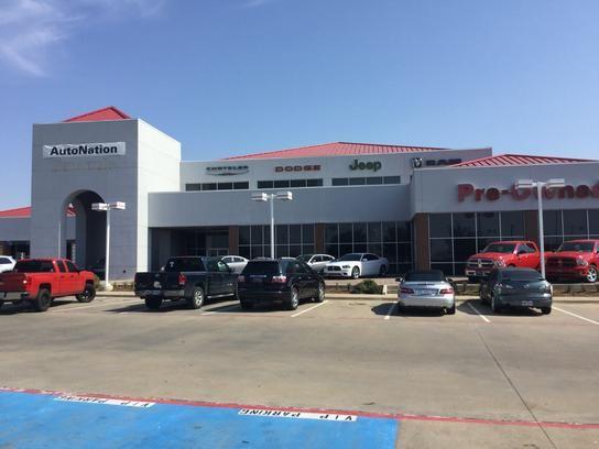 Best Autonation Chrysler Dodge Jeep Ram North Fort Worth