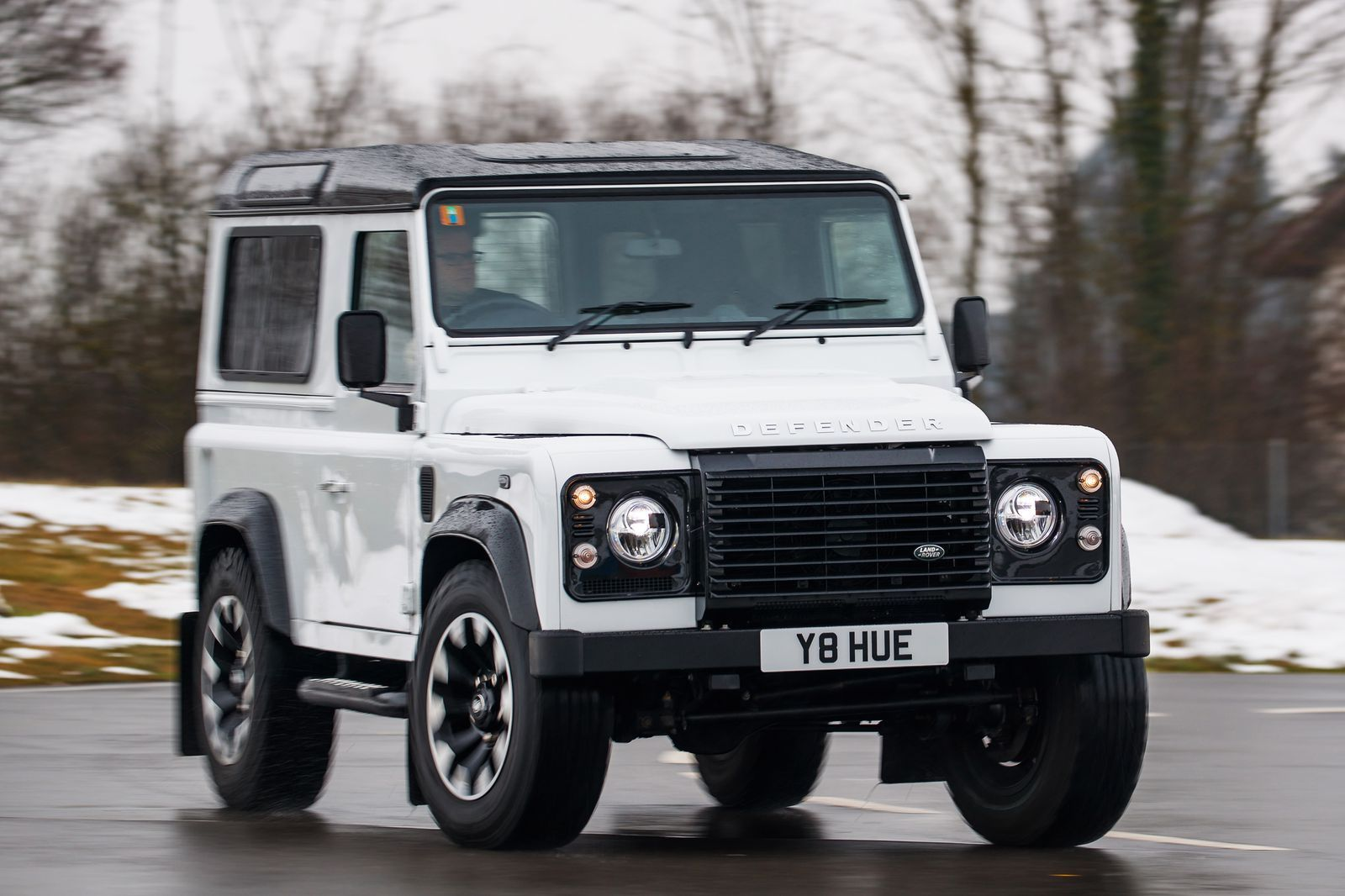 How Land Rover Classic Created The Ultimate Defender Land Rover Land Rover Defender Jaguar Land Rover