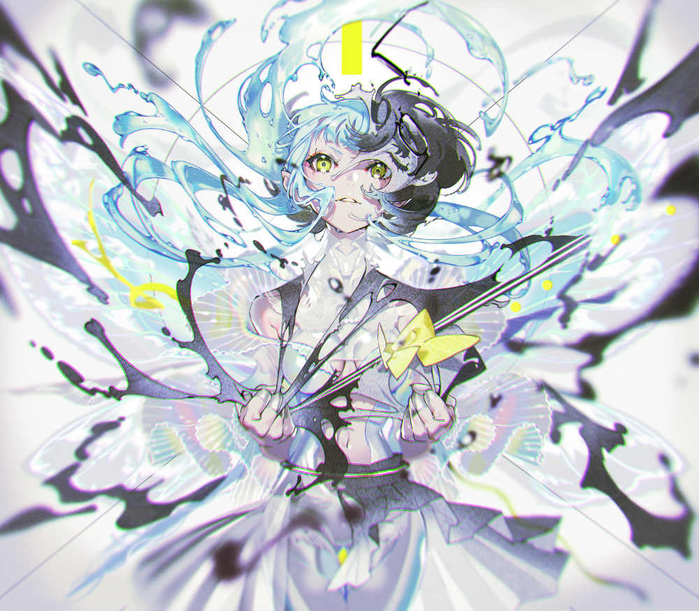 米山舞 − 𝗦𝗦𝗦 on in 2020 Anime, Art, Location history