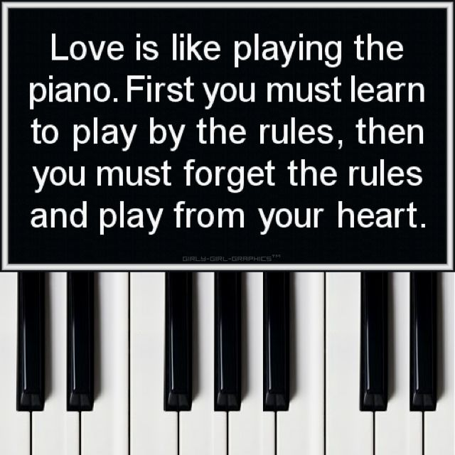 Music Keyboard Quotes