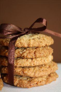 Haferflocken-Cookies #chocolatemarshmallowcookies