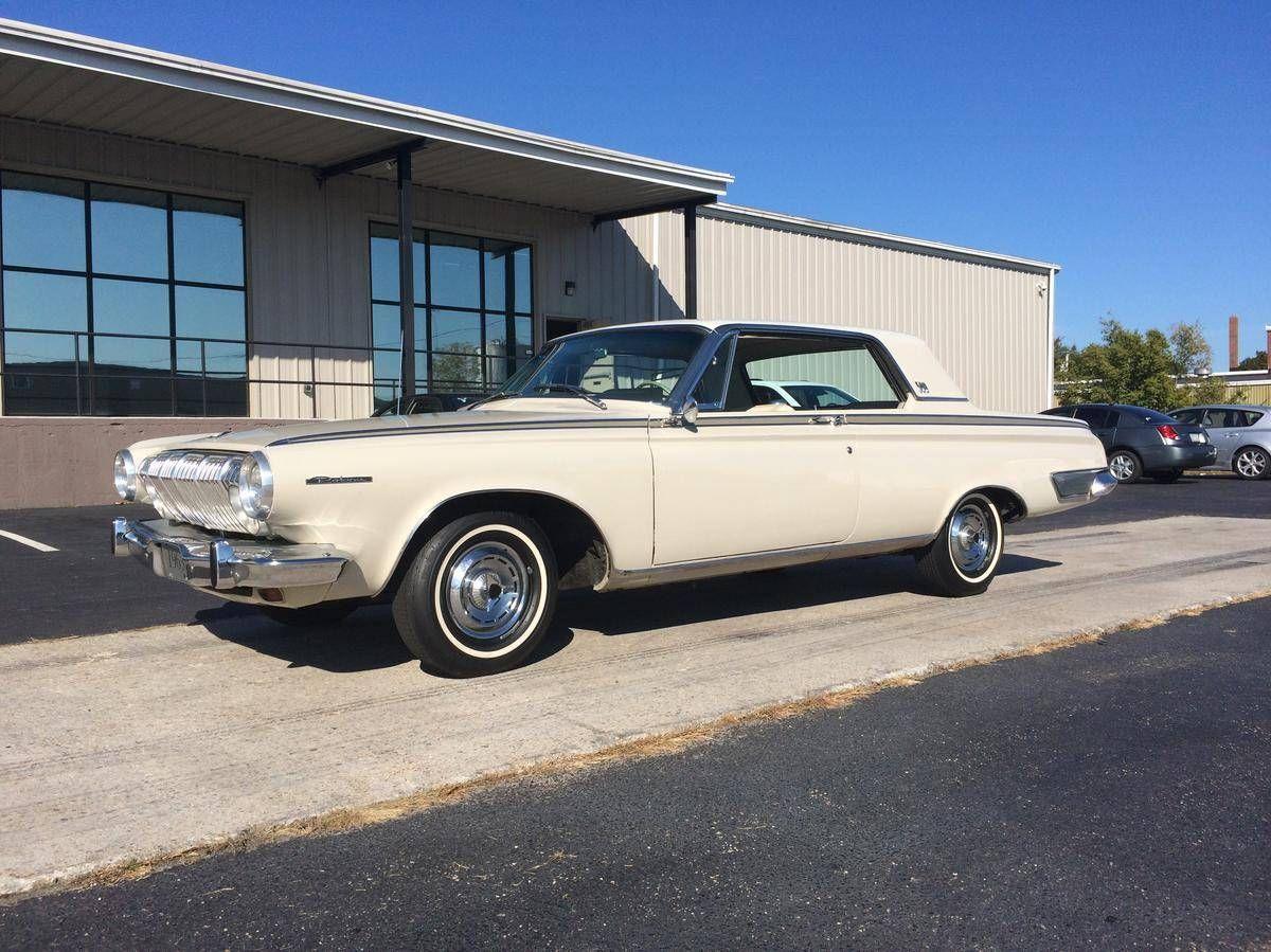 1963 dodge polara 500 max wedge 426 for sale