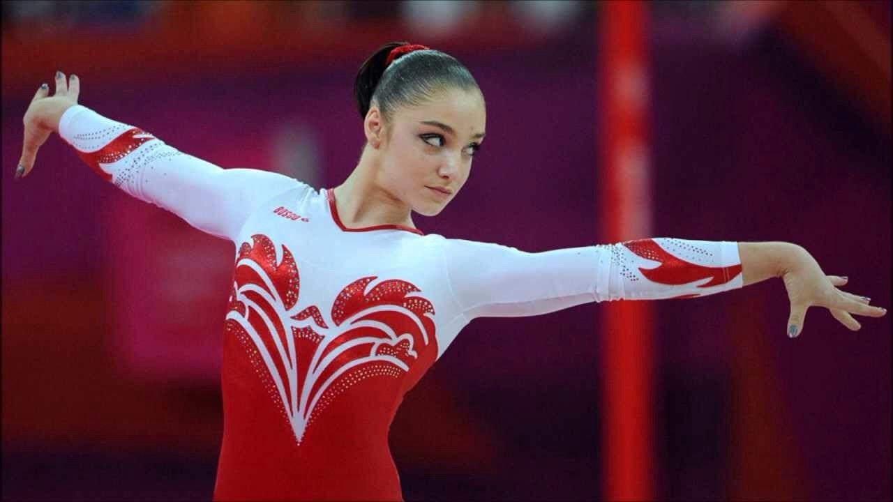 2012 London Olympics: Team Final - Russia (Aliya Mustafina)