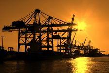 Hamburg Containerterminal