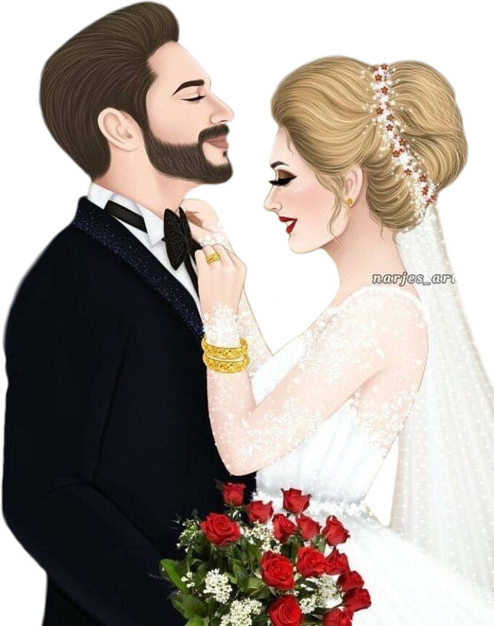 Freetoedit Marwa Draw Pics Art O Mim O Mildredrojas Mildred Ismu Art10 Batoot Drawing No Wedding Couple Cartoon Cute Couple Drawings Cute Girl Drawing