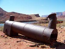 Lee's Ferry River Trail • Hiking • Arizona • HikeArizona.COM