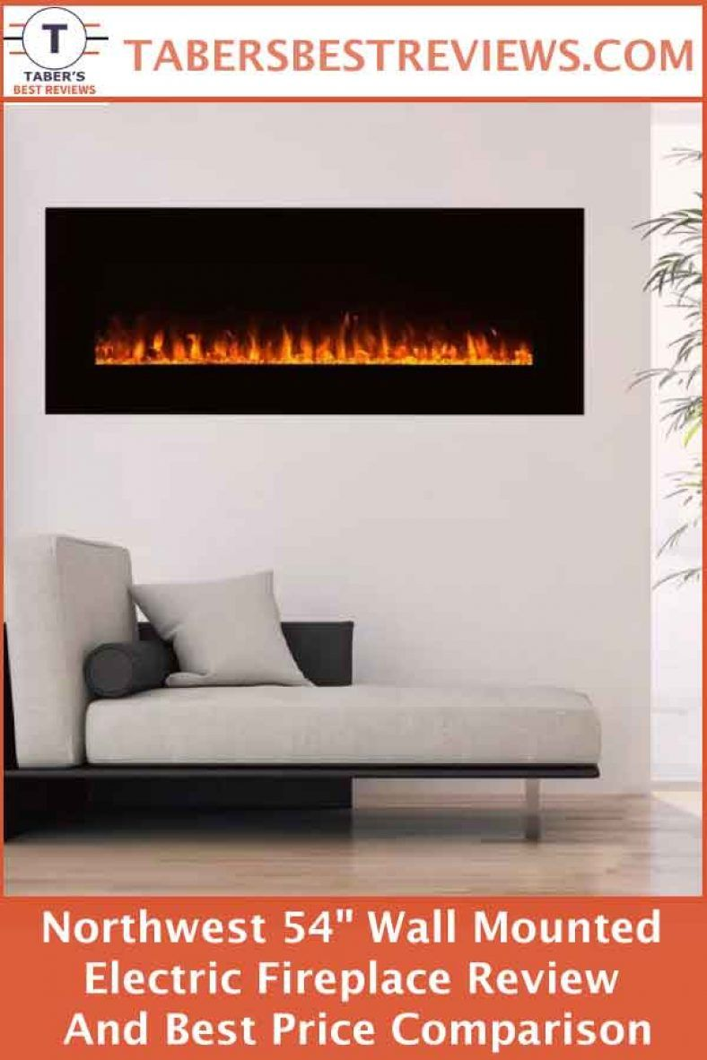 Northwest 54 Wall Mounted Electric Fireplace Review And Best Price