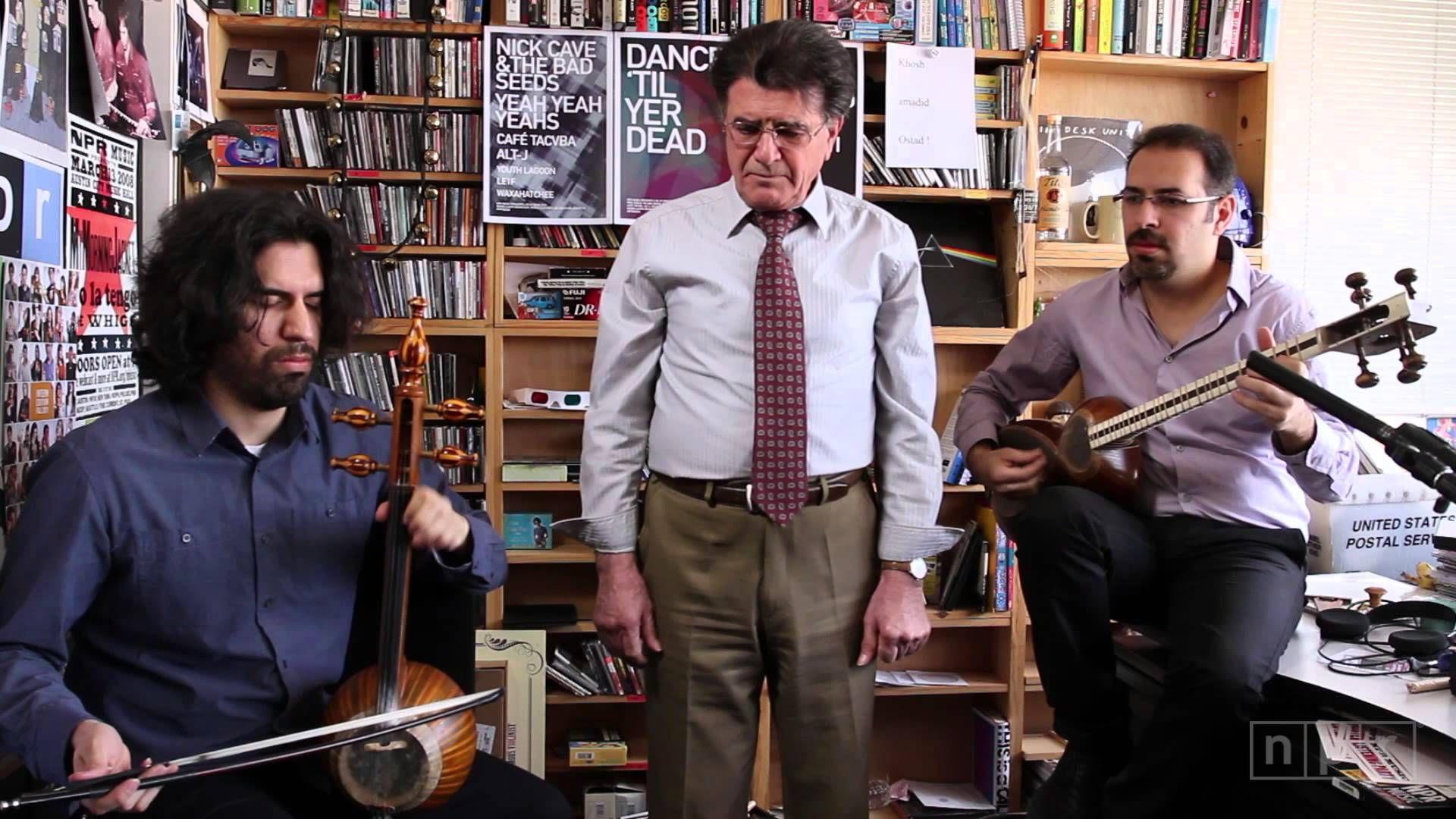 Mohammad Reza Shajarian Npr Music Tiny Desk Concert Every Provides Its