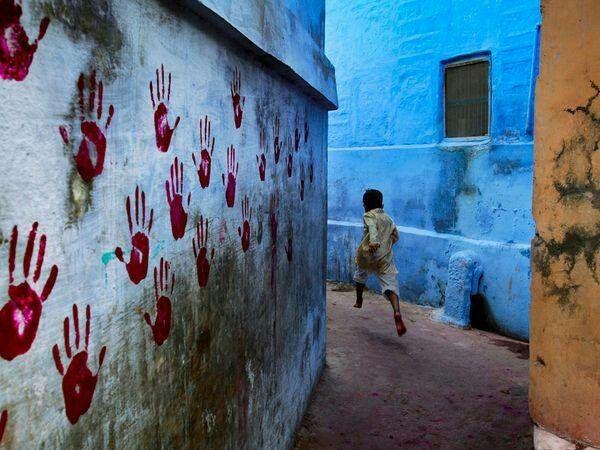 India through Steve's eyes. Photo: Steve McCurry