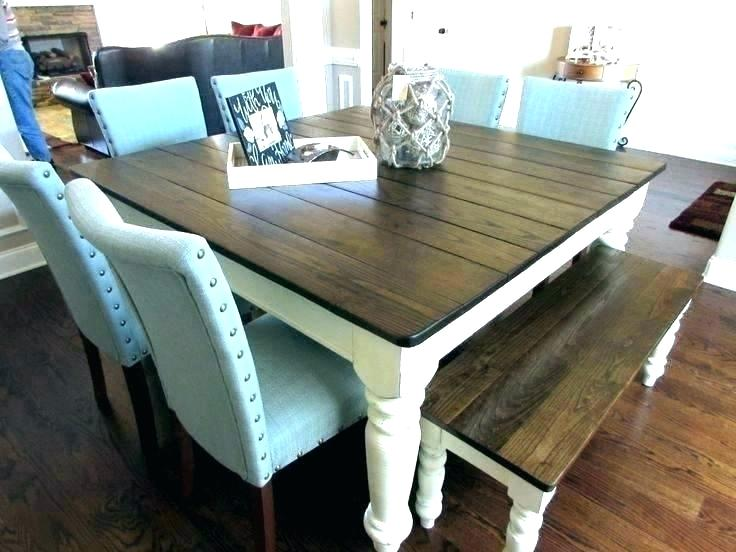 Square Dining Room Table For 8 Dining Room Table For 8 8 Chair