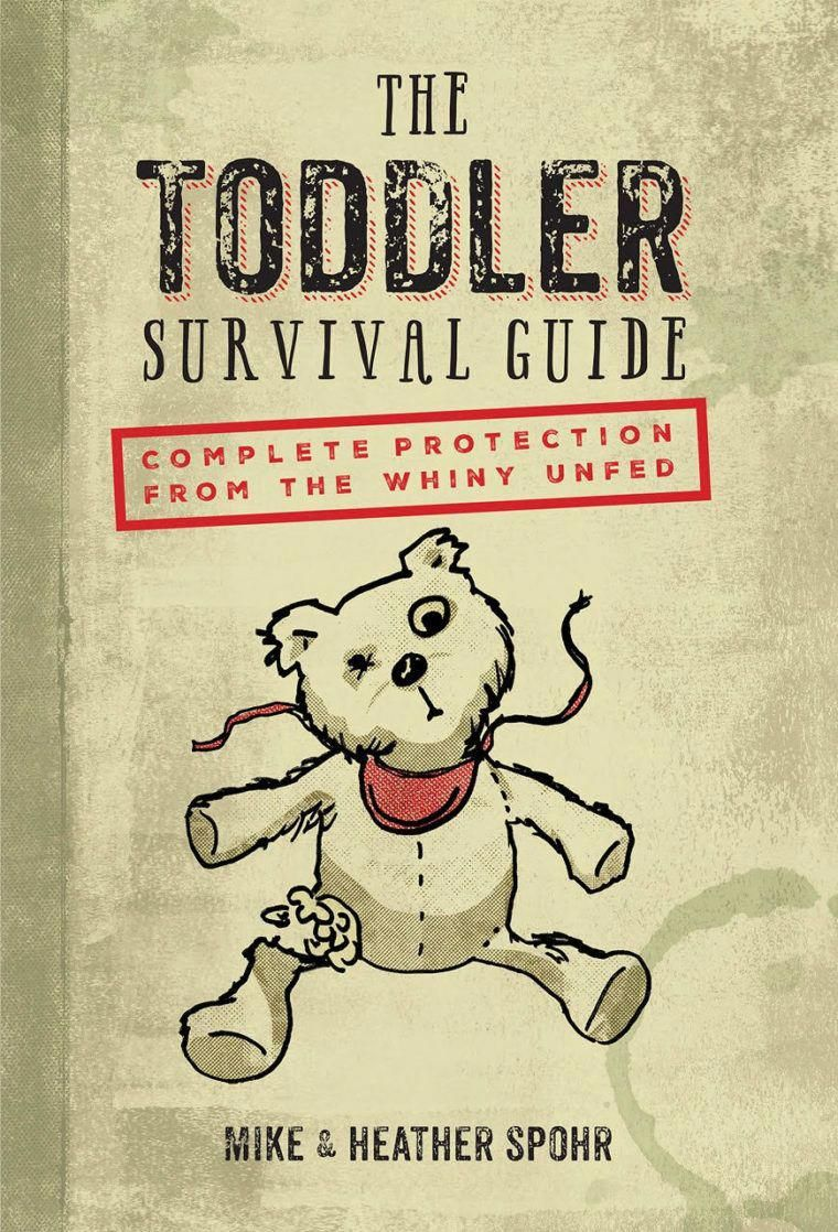 Need a laugh? Read this fun excerpt about how toddlers and