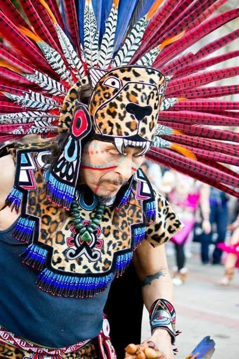 jesse ocelotl ortiz sacramento ca aztec warrior tribal warrior aztec pinterest