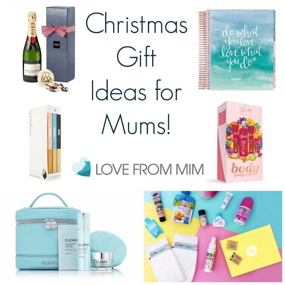 Christmas Gift Ideas for Mums + Olive Skincare Giveaway | Christmas ...