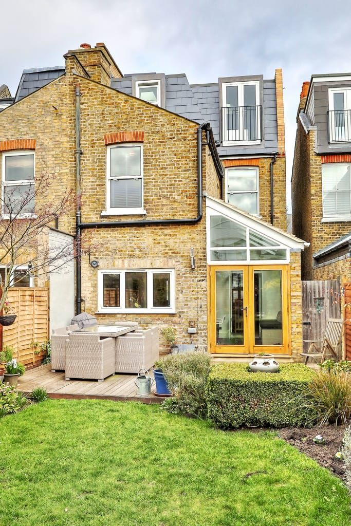 Browse Images Of Modern Houses Designs: L Shaped Loft Conversion Wimbledon.  Find The