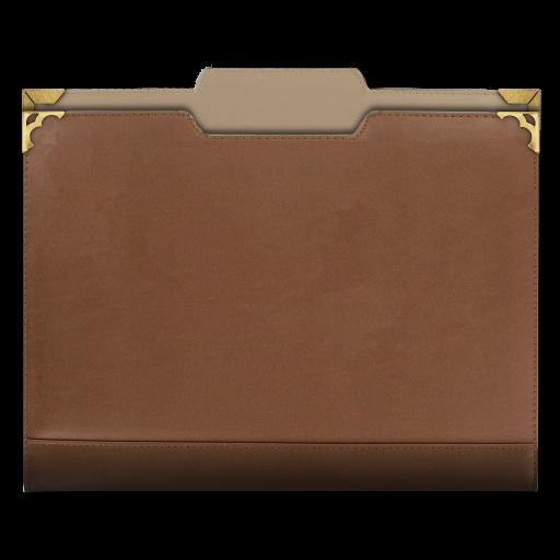 Steampunk Victorian Folder Icon By Pendragon1966 Folder Icon Steampunk Steampunk Leather