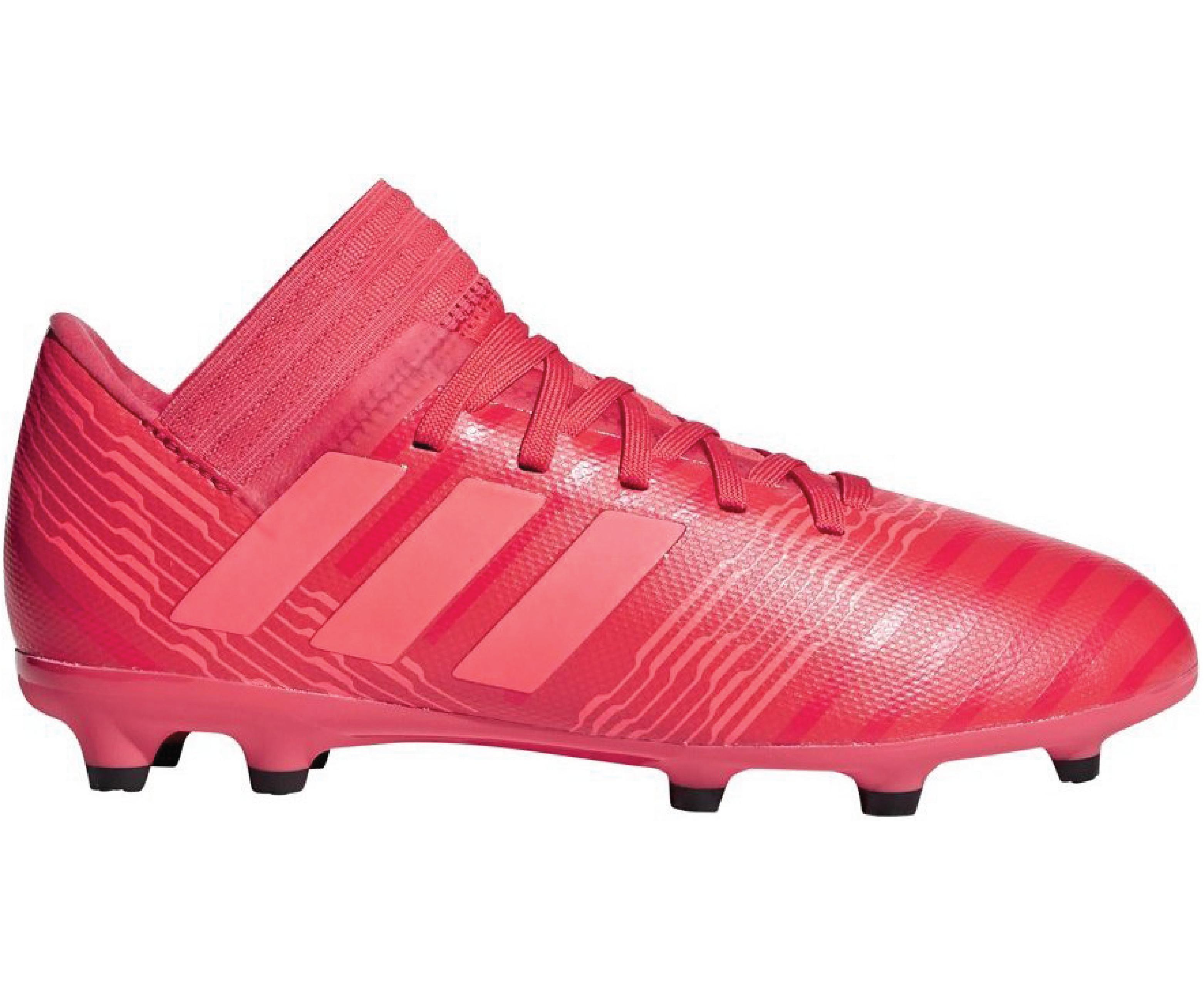 A Picture Of Adidas Performance Kids Nemeziz 17 3 Fg Adidas Soccer Cleats Soccer Cleats Adidas Football Boots Soccer Cleats