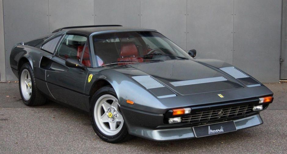 1983 Ferrari 308 308 Gts Quattrovalvole Ferrariclassiccars Sports Cars Ferrari Car Porsche For Sale