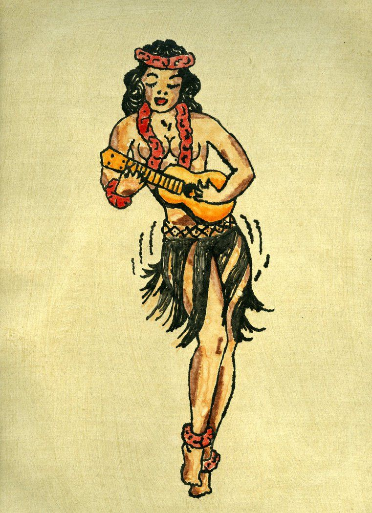 Sailor Jerry Pin Up t-shirts | Sailor Jerry Pin Up Girl by ...