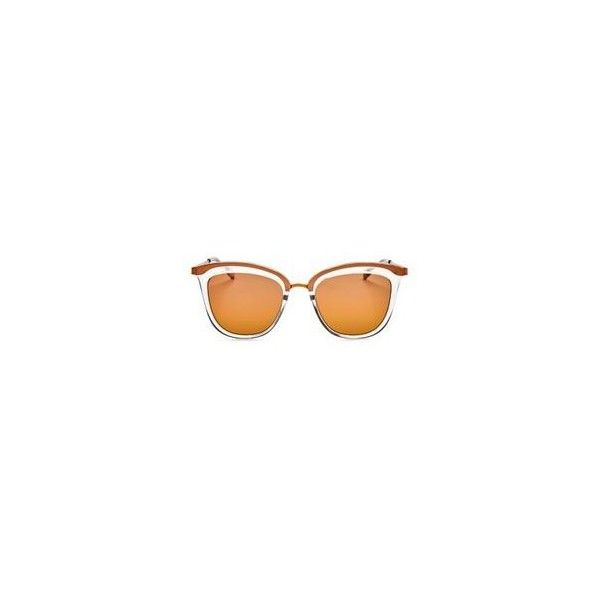 ff2131a433 Preowned 2000s Chanel Pink Ombre Sunglasses ❤ liked on Polyvore featuring  accessories