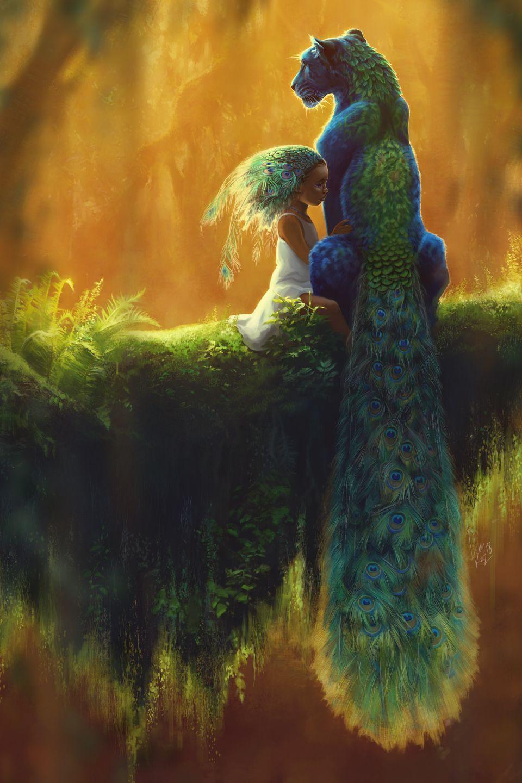 Photo of By DEVIN ELLE KURTZ – painting – #DEVIN #ELLE #fantasykunst #KURTZ #malen #von